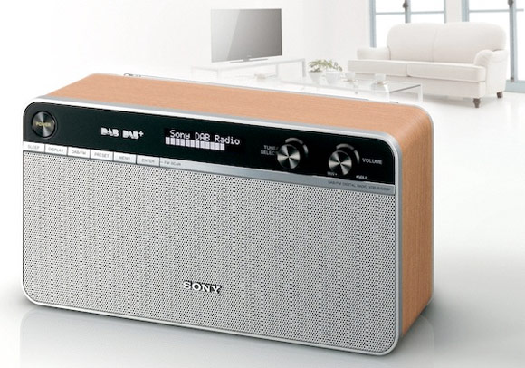 sony finally goes dab with xdr s16dbp and xdr c706dbp radios hothardware. Black Bedroom Furniture Sets. Home Design Ideas