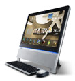 Acer Gets Stylish With Acer Aspire Z5761 All-In-One PC