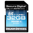 Delkin's 32GB SDHC Card Is Faster Than Fast