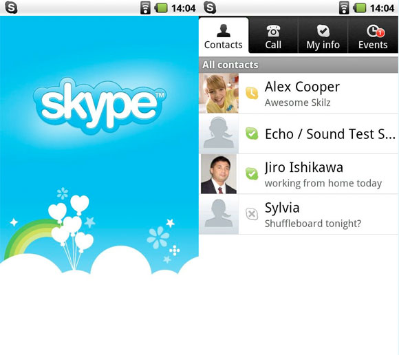how to allow 3rd party apps on skype
