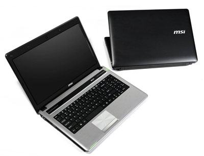 MSI CX640MX Notebook Drivers for Mac