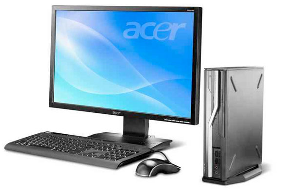 Slim, Strong and Secure: Acer's New Veriton Desktops for the U.S ...
