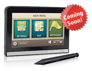 RAND MCNALLY UNVEILS THE FIRST GPS FOR RVers