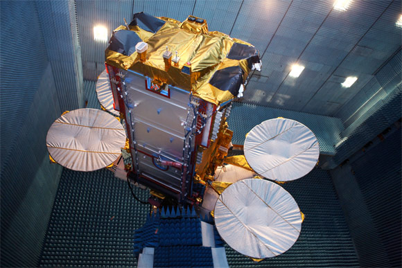 Eutelsat Launches Broadband Satellite Internet In Europe