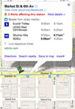 Google Maps Now Updating Live Bus Results In Select Cities