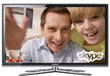 Skype Partners With Comcast For Integrated Big-Screen Chatting