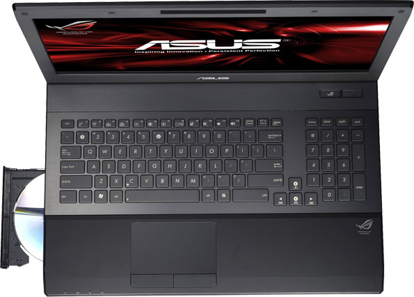 ASUS G74SX GAMING MOUSE DRIVER PC