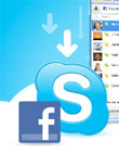 Skype And Facebook Team Up For Deeper Integration