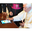 Pope Uses iPad 2 to Fire Off First Tweet