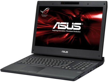 asus launches rog g74sx gaming notebook hothardware rh hothardware com asus g74sx user manual Asus G73