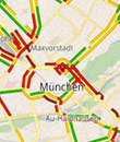 Google Adds Live Traffic To 13 European Nations