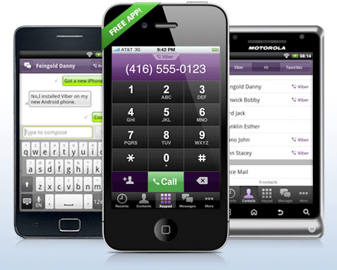 Viber Brings Another VoIP Calling Option To Android   HotHardware