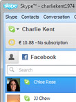 Facebook-Integrated Skype v5.5 Exits Beta, Available To Download For Windows