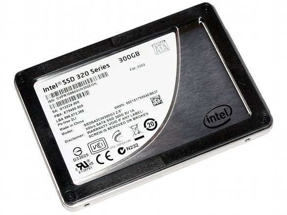 Intel Pushes Out Firmware Update For 320 Series SSDs