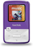 SanDisk Reveals Tiny Sansa Clip Zip MP3 Player