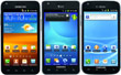 Samsung's Galaxy S II Comes To AT&T, T-Mobile And Sprint
