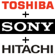 Sony, Hitachi, & Toshiba Merge Display Businesses
