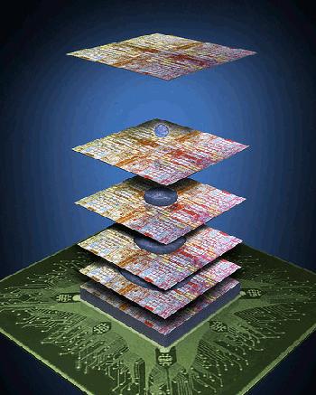 Компьютерные чипы могут стать в 1000 раз быстрее уже к 2013 году. Успех зависит от очень необычного нового клея