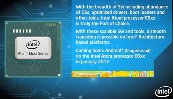 Intel And Google Work To Optimize Android For Atom | HotHardware