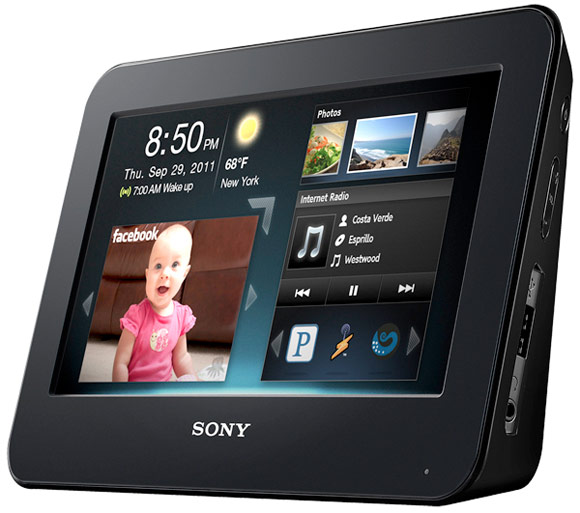 sony introduces two new dash models adds internet browser. Black Bedroom Furniture Sets. Home Design Ideas