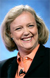 HP Names Former eBay CEO Meg Whitman As New President