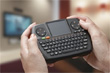 SMK-Link's HTPC-Ready Bluetooth Controller Keyboard Has A Touchpad, Too