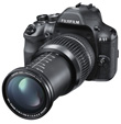 Fujifilm's Beastly X-S1 Offers 26x Optical Zoom, Major Power