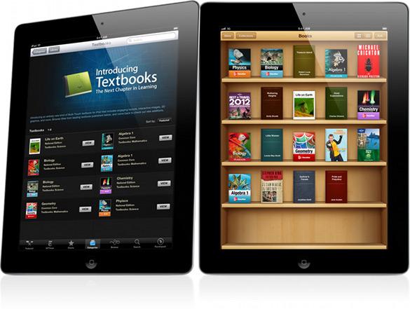 Apple S Latest Push Into Education Digital Textbooks
