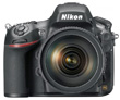 Nikon Releases D800 And D800E Full-Frame DSLR Cameras