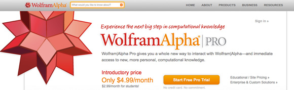 Wolfram Alpha goes live - Channel 4 News