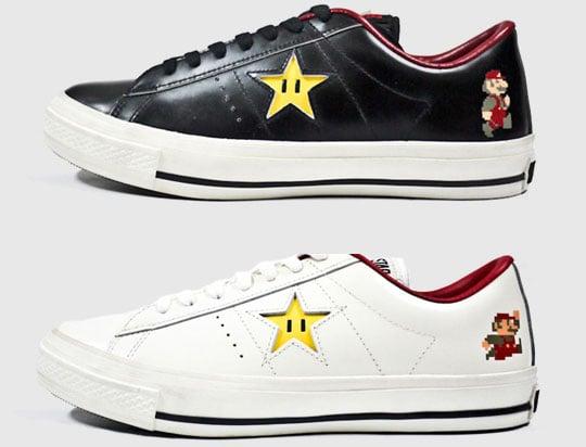 a88a1fdd07de39 Mario Converse Sneaks Might Be the Coolest Kicks Ever