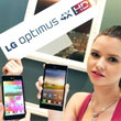 LG Unveils Tegra 3-powered Optimus 4X HD Smartphone