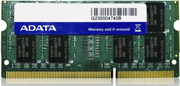 ADATA Launches New Line of DDR3L ECC Memory for Micro Servers