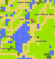 Google Maps Goes 8-Bit For April 1st