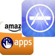 iOS Users Spend More Per App than Amazon Appstore Users, But Just Barely