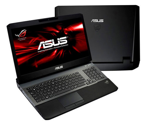ASUS Launches the ASUS ROG G75VW and G55VW Notebooks