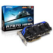 MSI's R7870 Hawk Graphics Card Brings an Unlocked BIOS and Digital Power to the Overclocking Party
