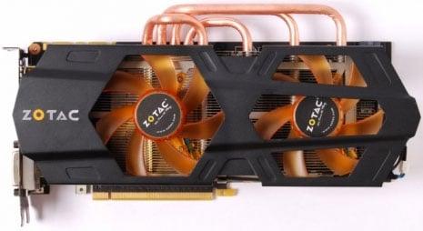 Zotac Launches GeForce GTX 680 AMP! Edition and GeForce GTX 680 4GB