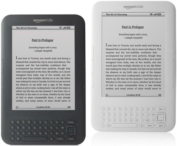Grab a Recertified Kindle Keyboard 3G for $80 | HotHardware