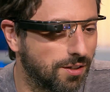"Sergey Brin Demos Google Glasses Prototype on ""The Gavin Newsom Show"", Suggests Possible Release Next Year"
