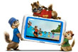 "Archos 7"" Child Pad Is a $120 Android 4.0 Tablet For Your Kiddo"