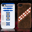 Totally Rad Stars Wars Themed iPhone Cases Puts R2D2, Chewbacca In Your Pocket