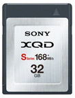 Sony Reveals Lightning Fast XQD S-Series Memory Cards
