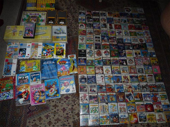 Video Games on Ebay