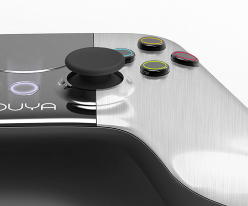 Ouya gaming console controller