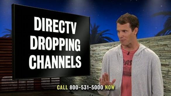 DirecTV and Viacom dispute