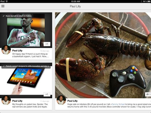 Google_ for iPad