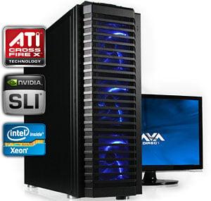 AVADirect Supercomputer