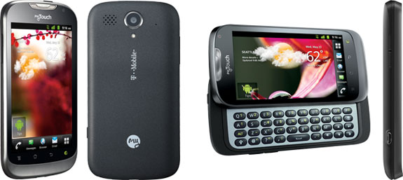 t mobile will offer mytouch and mytouch q on august 8 hothardware