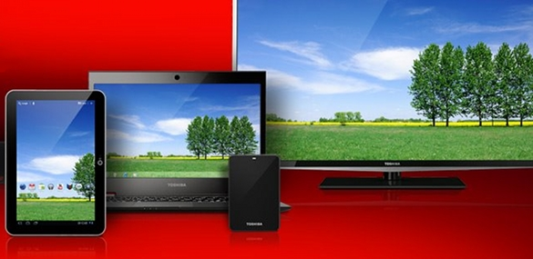 Toshiba consolidates TV, PC, and tablet departments
